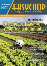 Revista EasyCOOP - No cooperativismo, o resgate da dignidade