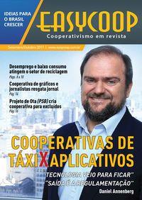 Revista EasyCOOP - Coooperativas de Táxi x Aplicativos