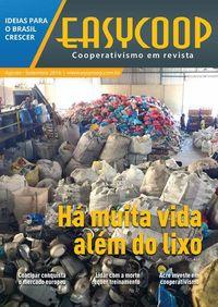 Revista EasyCOOP - Há muita vida além do lixo
