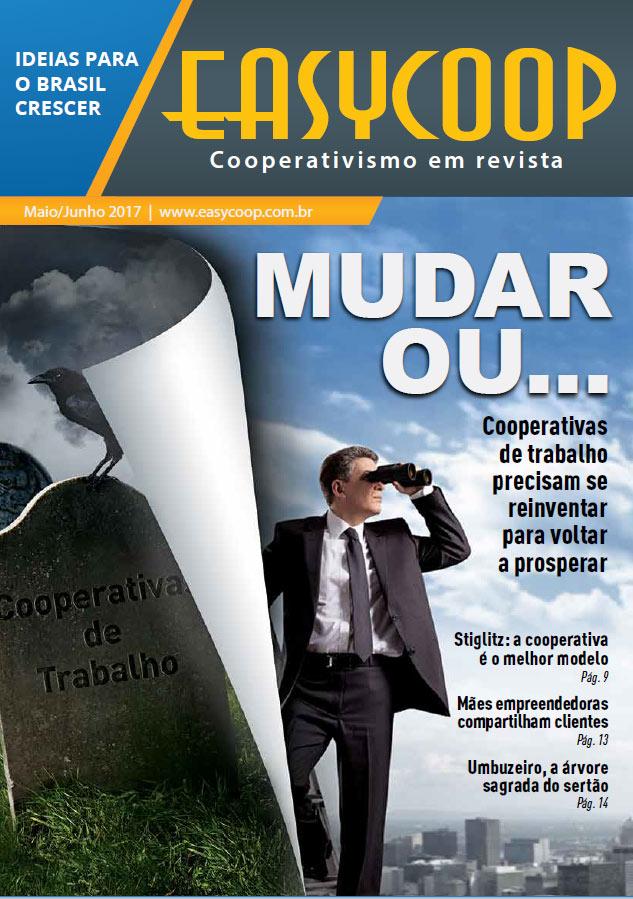 Revista EasyCOOP - Cooperativas de Trabalho