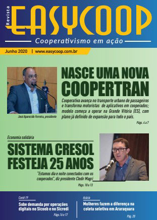 Edição 29 - Nasce uma nova Coopertran e 25 anos da Cresol