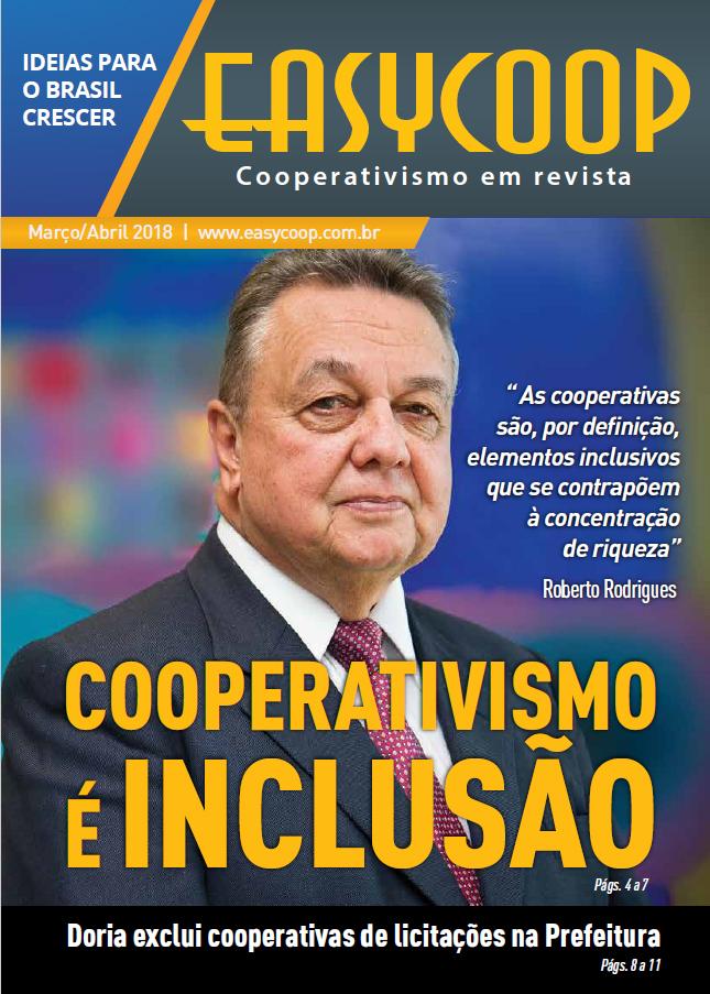 Revista EasyCoop Edição 19 - Roberto Rodrigues