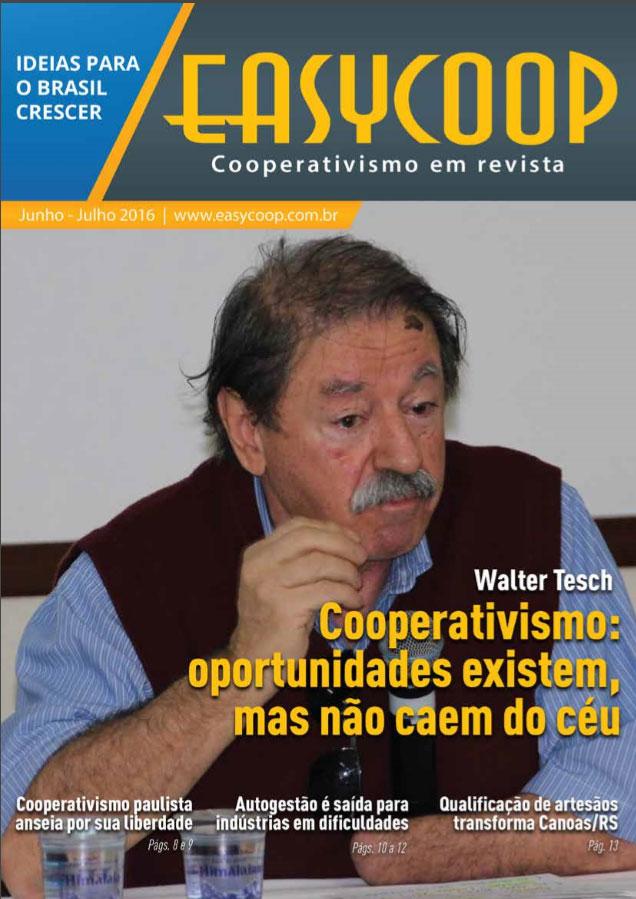 Revista EasyCOOP - Walter Tesch