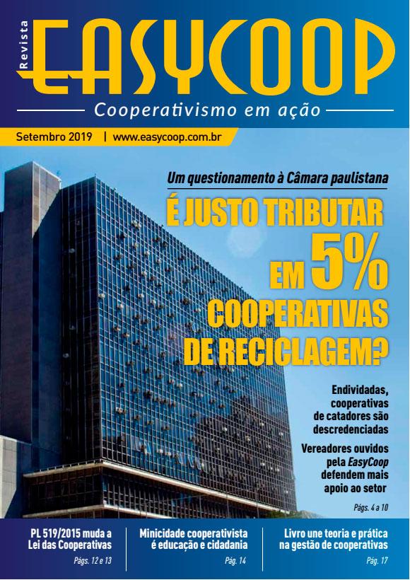 Edição 26 - É JUSTO TRIBUTAR EM 5% COOPERATIVAS DE RECICLAGEM?