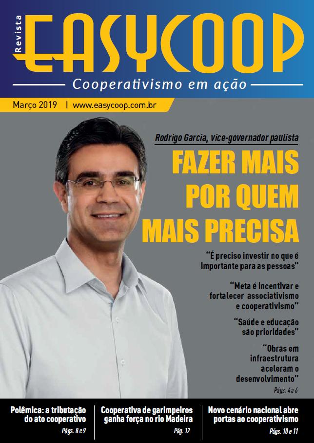 Edição 24 - Rodrigo Garcia - Fazer mais por quem mais precisa