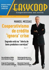 Revista EasyCOOP - Manoel Messias