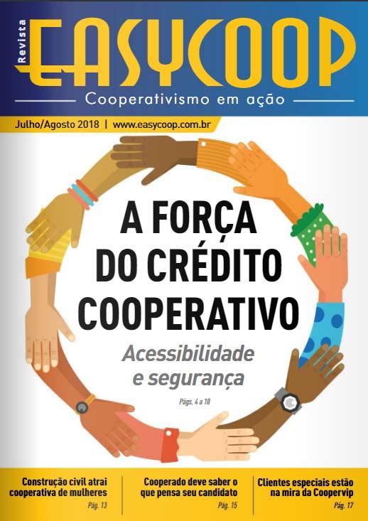 Edição 21 - A Força do Crédito Cooperativo