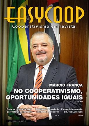 Revista EasyCOOP - Márcio França, vice-governador