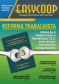 Revista EasyCOOP - Reforma Trabalhista