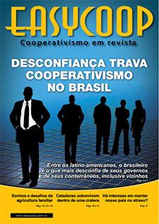 Desconfiança trava o cooperativismo no Brasil