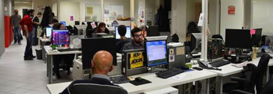 Reportagem em Atenas: A cooperativa de jornalistas que bateu a concorrência