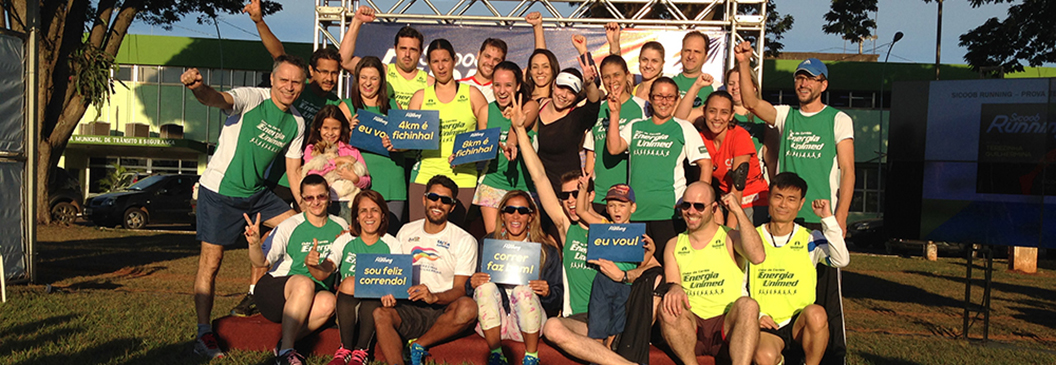 Patrocinada pela Unimed Maringá, Sicoob Running será em setembro