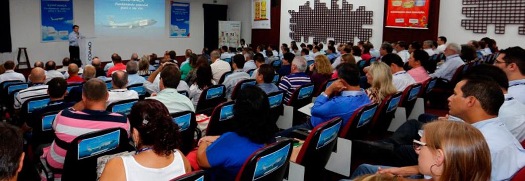COAMO: Convenção dos Alimentos expõe novidades para equipe de vendas