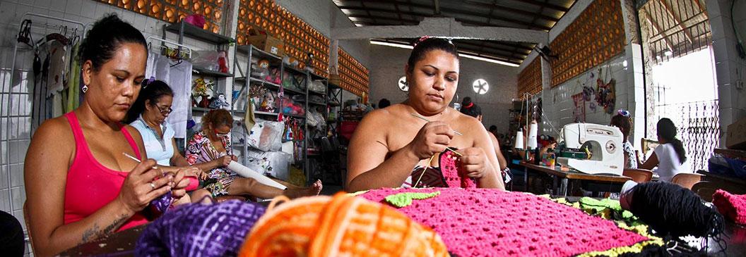 Cooperativa de detentas da Susipe lança loja virtual para venda de produtos na internet