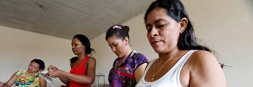 Pará: Cooperativa de detentas expande negócios em parceria com a ONG No Olhar