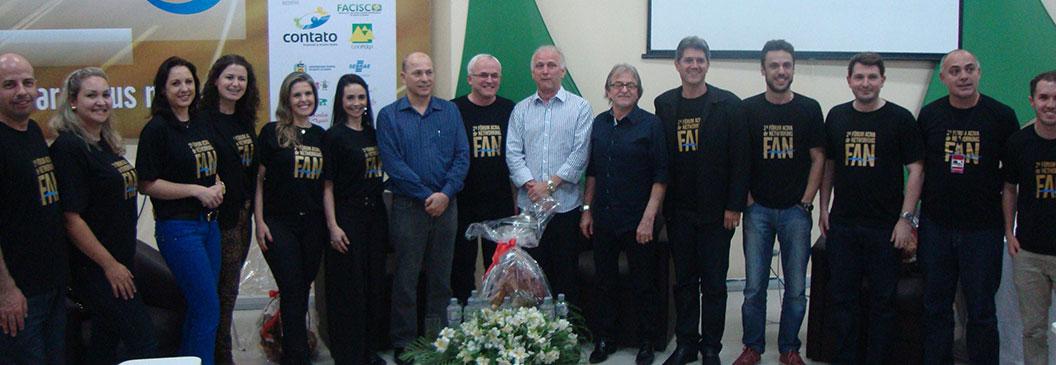 Cooperja participa do 2º FAN Aciva