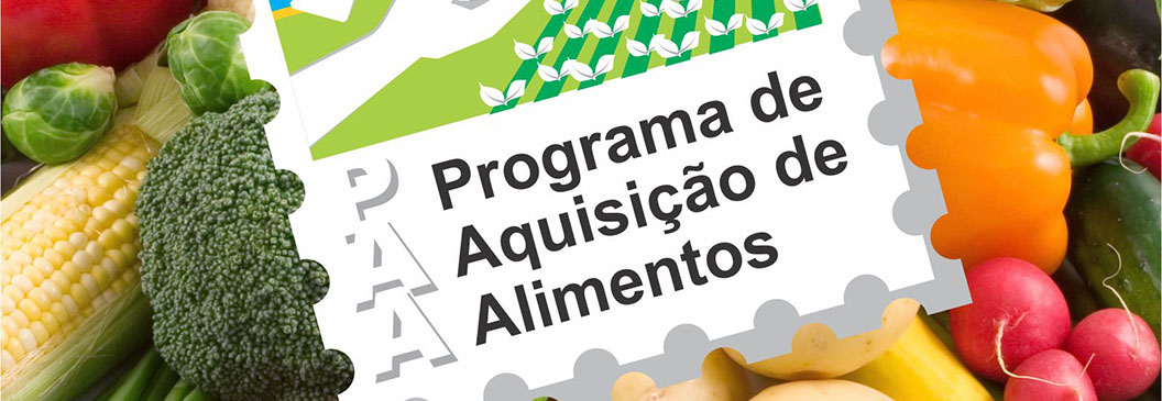 PAA: Cooperativas podem participar do Programa de Aquisição de Alimentos