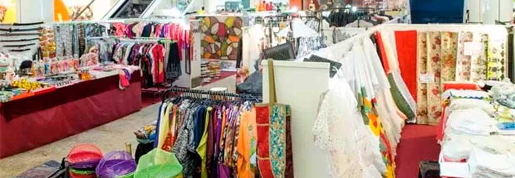 Feira Internacional de Artesanato é realizada em Itabuna