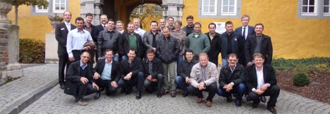 Sistema Cresol Baser visita experiências do Cooperativismo na Europa