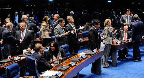Urgência para votação da reforma trabalhista é aprovada no Senado