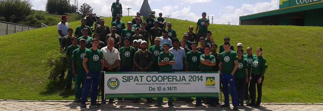 Colaboradores da Cooperja participam de mais uma edição da Sipat