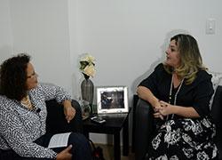 Entrevista com a vereadora Patrícia Bezerra