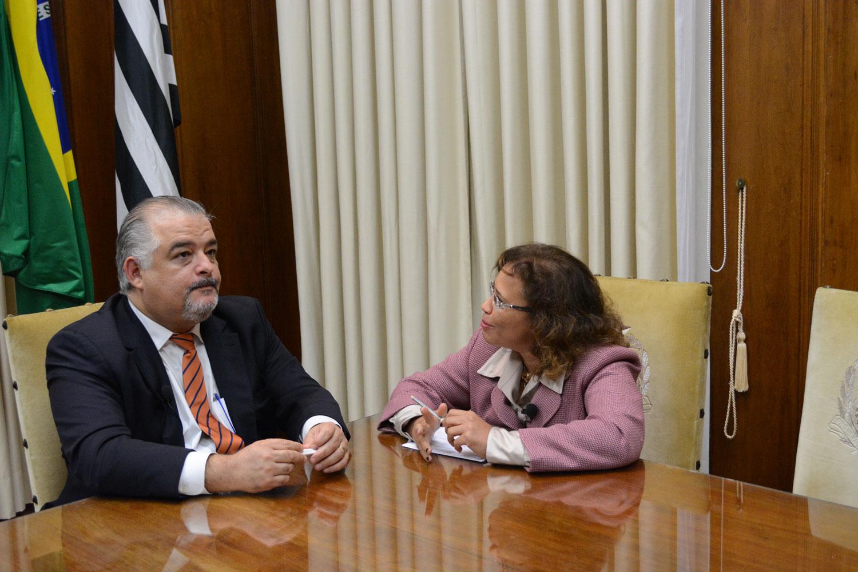 TV EasyCOOP entrevistou o vice-governador de São Paulo, Márcio França